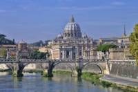 Rome Independent Tour from Venice by High-Speed Train