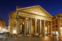 Rome Luxury Wine and Dinner Experience in a Private Cellar by the Pantheon