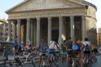 Rome on Your Own on Electric Bike