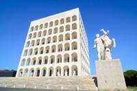 Rome's Fascist Past: Walking Tour of Mussolini's EUR District