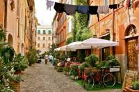 Rome Trastevere Tour by SEGWAY