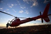 Rotorua City Helicopter Flight