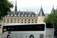 Round-Trip Coach Transport to Disneyland Paris from Central Paris