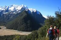 Routeburn Track Guided Hike from Queenstown