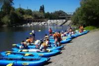 Russian River Canoe Trip from Healdsburg