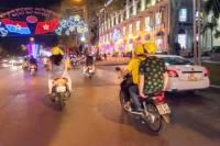 Saigon Nightlife Tour by Bike