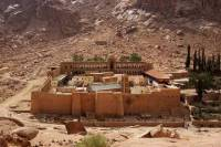 Saint Catherine's Monastery and Mount Moses