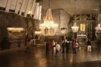 Salt-Mine Wieliczka VIP Tour from Krakow