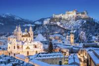 Salzburg Christmas Eve Experience: Arnsdorf, Silent Night Chapel and Museum in Oberndorf Day Trip