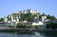 Salzburg City Tour Including Salzach River Sightseeing Cruise
