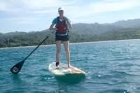 Samara Beach Stand Up Paddle and Snorkeling