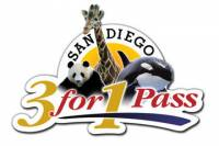 San Diego 3-for-1 Pass: SeaWorld, San Diego Zoo and Safari Park