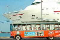 San Diego Shore Excursion: San Diego Hop-On Hop-Off Trolley