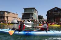 San Francisco Bay Family Kayak Trip