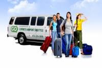 San Francisco Departure Transfer: Residences to SFO