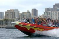San Francisco RocketBoat Ride