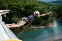 Santiago de Querétaro Bungee Jumping Adventure
