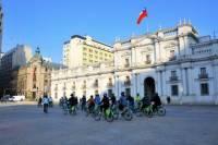 Santiago Parks Bike Tour