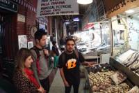Santiago Walking City Tour Including Beer Tasting