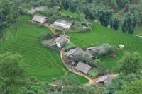 Sapa Morning Tour of Ma Tra Village with Valley Walk