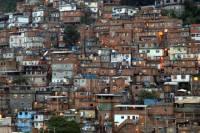 Saramandaia Favela in Salvador