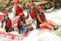 Sarapiquí River Whitewater Rafting Tour from La Fortuna