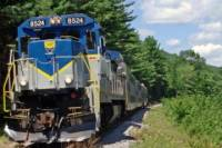 Saratoga and North Creek Scenic Train Ride