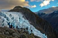 Scenic Mountain Trek on Europe's Largest Mainland Glacier