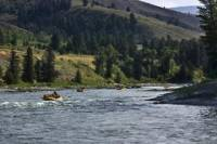 Scenic Raft Trip on Jackson Hole's Snake River