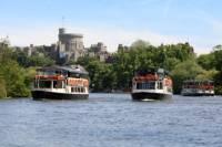 Scenic Thames Riverboat Return Journey from Windsor