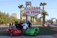 Scooter Car Tour of Downtown Las Vegas and the Strip
