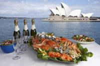 Seafood Buffet Lunch Cruise on Sydney Harbour