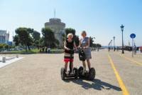 Seaside View Segway Tour in Thessaloniki