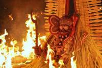 Seasonal Tour: Experience Theyyam Ritual Day Tour from Kannur
