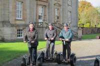 Segway Adventures on a Country Estate in Ayr