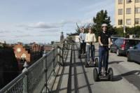 Segway Tour of Stockholm: Södermalm City Views