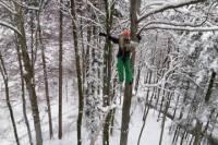Seilpark Interlaken Winter Adventure