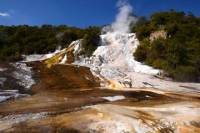 Self-Guided Geothermal Tour in Orakei Korako