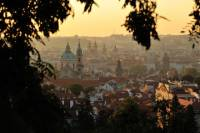 Self-Guided Sunrise Photo Walking Tour in Prague