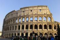 Semi Private Tour of the Ancient Rome: Colosseum and Baths of Caracalla