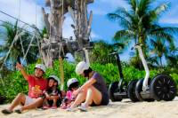 Sentosa Island Beaches Segway Tour