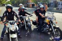 Seville Highlights Motorbike Tour