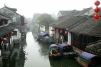Shanghai Getaway: Suzhou and Zhouzhuang Water Village Day Trip