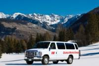 Shared Arrival Transfer: Denver International Airport to Colorado Ski Resorts