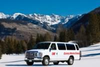 Shared Departure Transfer: Colorado Ski Resorts to Denver International Airport