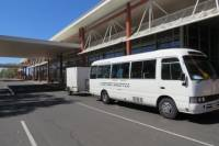 Shared Departure Transfer: Hotel to Alice Springs Airport