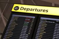 Shared Departure Transfer: Hotel to Athens Airport