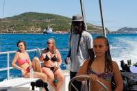 Shore Excursion: St Maarten Land and Sea Tour