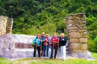 Short Inca Trail to Machu Picchu in 2 Days
