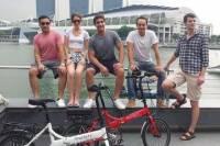 Singapore City Bike Tour